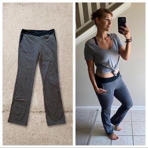 Ralph Lauren Active Pants Grey Athleisure Pockets